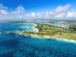 The Abaco Club - Aerial