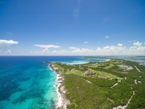 The Abaco Club - Aerial View